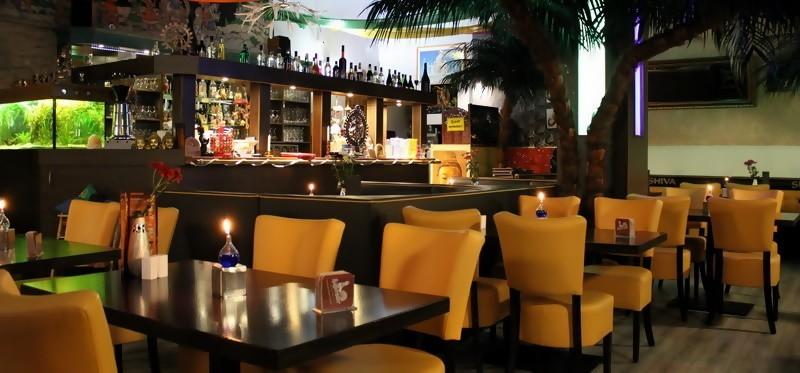 Rathauspassage Eberswalde shiva-innenraum Shiva Restaurant & Cocktailbar Geschäfte