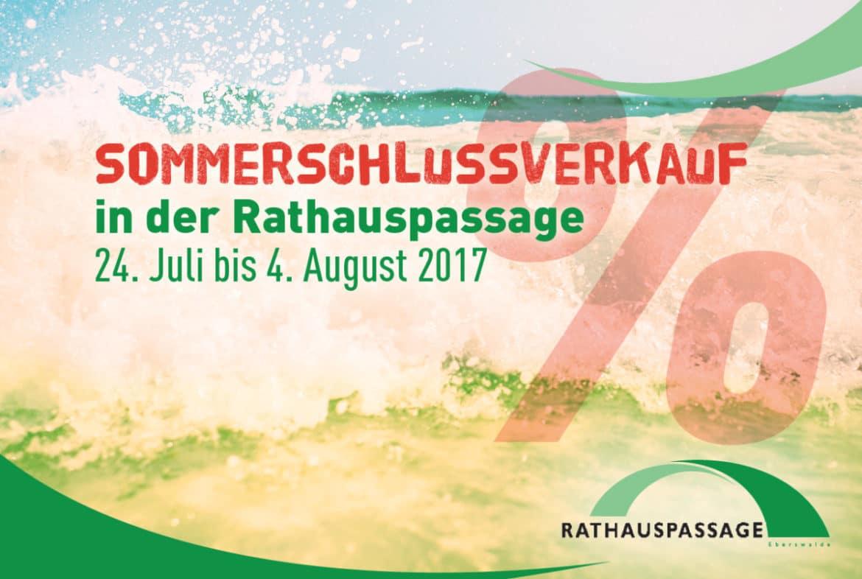 Rathauspassage Eberswalde sommerschlussverkauf-rathauspassage-1170x786 Sommerschlussverkauf in der Rathauspassage Angebote & Aktionen