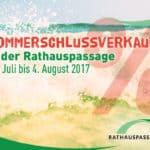 Rathauspassage Eberswalde sommerschlussverkauf-rathauspassage-150x150 Sommerschlussverkauf in der Rathauspassage Angebote & Aktionen