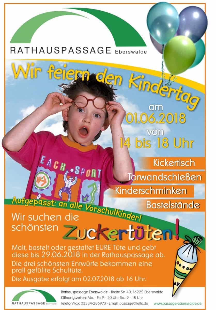 Rathauspassage Eberswalde 50176_26_05_2018_Kindertag Kindertag in der Rathauspassage Eberswalde Aktuelles Veranstaltungen