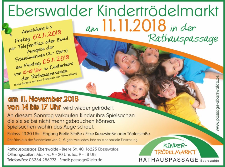 Rathauspassage Eberswalde 50176_10__24_10_2018_Kindertrödelmarkt-1170x869 Kindertrödelmarkt Aktuelles Veranstaltungen