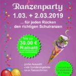 Rathauspassage Eberswalde Ranzenfete-150x150 Ranzenparty im Kinderparadies am 01.03. und 02.03.2019 Aktuelles Angebote & Aktionen Geschäfte
