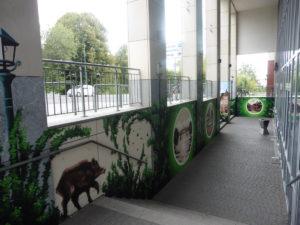 Rathauspassage Eberswalde Wandgestaltung-2019-002-300x225 Fantastische Wandgestaltung fertiggestellt Aktuelles