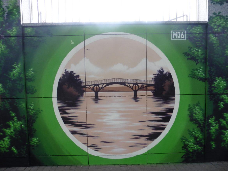 Rathauspassage Eberswalde Wandgestaltung-2019-004-1170x878 Fantastische Wandgestaltung fertiggestellt Aktuelles