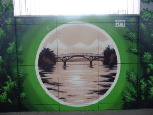 Rathauspassage Eberswalde Wandgestaltung-2019-004-300x225 Fantastische Wandgestaltung fertiggestellt Aktuelles