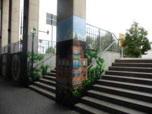 Rathauspassage Eberswalde Wandgestaltung-2019-008-300x225 Fantastische Wandgestaltung fertiggestellt Aktuelles