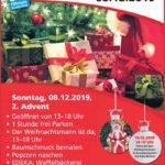 Rathauspassage Eberswalde Weihnachten-2019.2-150x150 Verkaufsoffener Sonntag am 08.12.2019 von 13- 18 Uhr mit dem Weihnachtsmann Aktuelles