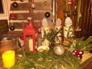 Fröhliche Weihnachten und ein gesundes neues Jahr