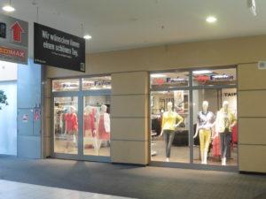 City Fashion auf größerer Ladenfläche